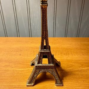 Eiffel Tower statue (from Paris)